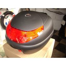 Baulera Mediana Para Moto Es De 35 Litros Y Es Desmontable