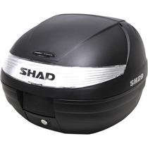 Baul Superior Shad Sh29 29 Litros Capacidad 1 Casco Moto Sur