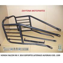 Honda Falcon 400 Mod 2014 Soportes Laterales Alforjas Bolsos