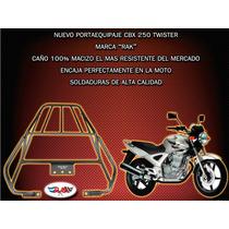Parrilla Porta Equipaje Rak Maziso Honda Cbx 250 Twister