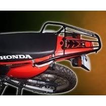 Porta Equipaje Parrilla Para Honda Xr250 Tornado Moto Delta