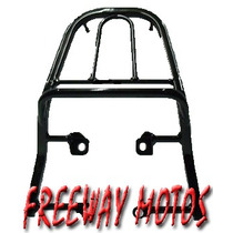 Portaequipaje Zanella Rx/beta 150 Reforzado En Freeway Motos