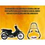 Portaequipaje Honda Biz 125 Reforz Solo En Freeway Motos!!