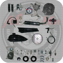 Motorkit 48cc - Bicicleta Con Motor - Bicimoto - Promo!!