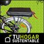 Asiento Para Portapaquete Trasero De Bicicleta Llevar Niños