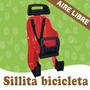 Sillita Niño Portaniño Silla Nene Bicicleta Maxxum