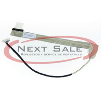 Cable Flex Video Pantalla Lenovo G550 / G555 - Zona Norte
