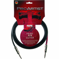 Klotz Cable Guitarra Bajo 6 Proa06pr Hendrix Music