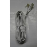 Cable Telefonico Para Telefono 7 Mts Mscompu10