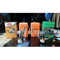 Calentadores A Gas Mini Marca Foco Ideal Camping Mochileros