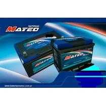 Bateria Mateo 180amp 1125 Amp.arra.camiones Ent.bat.vieja