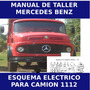 Esquema Electrico Para Camion Mercedes Benz 1112
