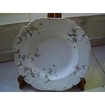 Plato De Porcelana C/enganche De Francia
