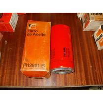 Filtro De Aceite Fram Para Ford 14000 Motor .mwm-vw 9-140