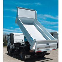 Cilindro Hidráulico Para Camión Volcador Trasero 10m3