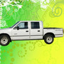 Calcomania Chevrolet Lateral De Chevrolet Luv 1996 - 1999