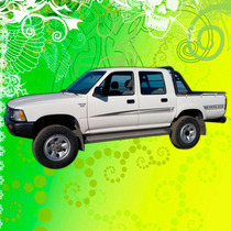 Calcomania Decoracion Toyota Hilux Dx Dlx