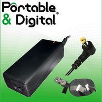 Fuente Cargador Para Notebook Acer Y Toshiba 19v 3,42a 65w