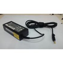 Cargador Original Hp Compaq Pin Fino 18.5v 3.5a + Garantía