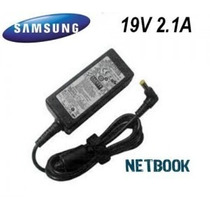 Cargador Netbook Samsung 19v 2.1a -40w- Original Palermo