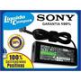 Cargador Notebook Sony Vaio 19.5v -4.7a Vgn Series Original