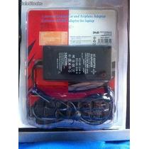 Cargador Universal Notebook / Netbook 8 Conectores 96w