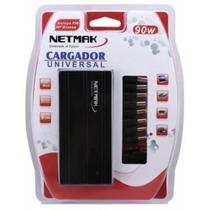 Cargador Para Notebook Netbook Universal Netmak