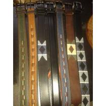 Cinturones Cuero