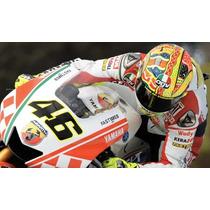 Casco Agv K3 Dreamtime Moto Gp Valentino Rossi