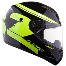 Casco Integral Ls2 Ff350 Fluo Yellow Mod 2015 En Devotobikes