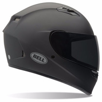 Casco Integral Qualifier S.matte Black Bell- Team Motorace -