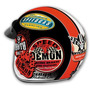 Casco Vega Tipo Cafe Racer, Custom, Bobber, Chopper, Harley