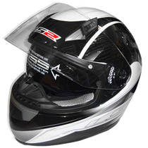Casco Integral Ls2 F384 Iron Doble Visor 2015 En Devotobikes