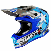 Casco Motocross Atv Just1 (no,ls2,shoei,etc)