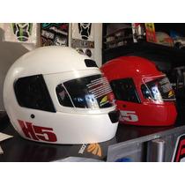 Casco Integral Halcon H5,colores! El Mejor Precio, Motopark!