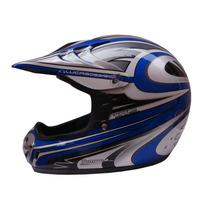 Casco Moto Cross / Enduro Zeus Gj 901 2014 En Colores Brillo