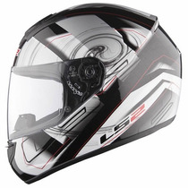Casco Integral Ls2 Ff350 Action Modelo 2015 En Devotobikes