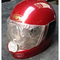 Nuevo Casco Mpa P/moto De Coleccion