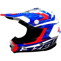 Casco Zeus 901 Cross Enduro Varios Mod 2013 En Freeway Motos
