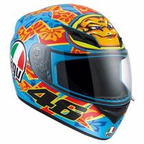 Casco Agv K3 Top Mugello 2001 - Sti Motos
