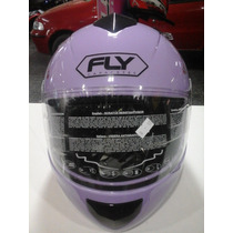 Casco Fly Fun Para Chicos/as - Bonetto Motos