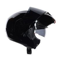 Casco Rebatible Agv Compact ¿ Doble Visor - Obvio Fas Motos.