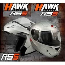 Casco Rebatible Hawk Rs5 Varios Colores Y Talles