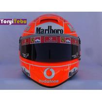 Casco Automovilismo Comp Michael Schumacher 2005