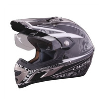 Casco Ls2 Magnum Mx433 Cross Con Visor