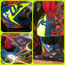Casco Fox V1 2015