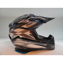Casco Cross Vega Hd 210 - Bondio Sport