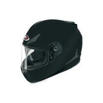 Casco Shiro Sh-715 Negro Doble Visor En Suzuka Motos
