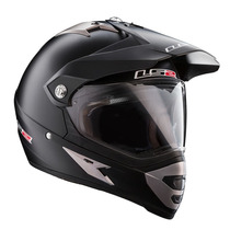 Casco Cross Ls2 Mx433 Stripe Con Visor. Moto Delta Tigre