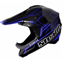 Casco Cross Off Road Vega Nbx-1